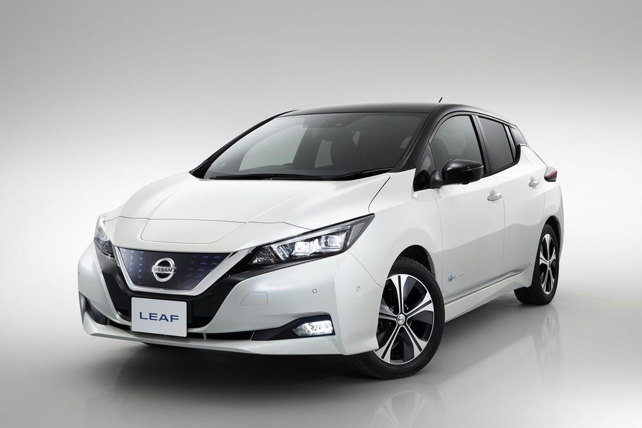 Nissan Leaf (второго поколения)