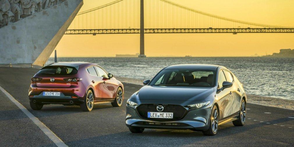 Mazda готовит к выпуску первый серийный электрокар.