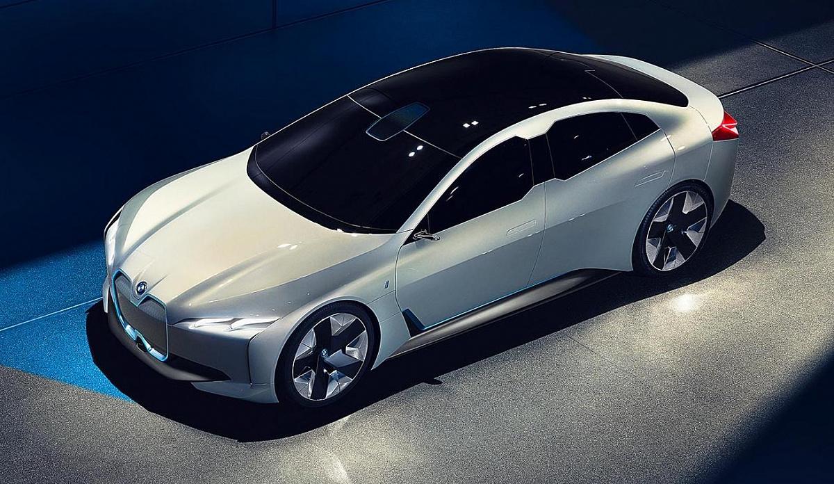 Новинка BMW может стать конкурентом Tesla Model 3